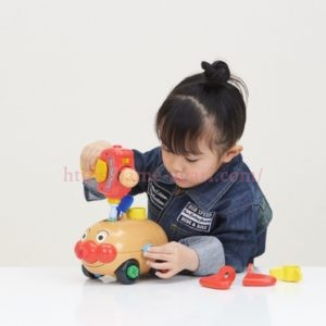 アンパンマン知育玩具くみたてDIYシリーズ