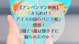アンパンマン映画 感想 2019