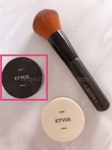 ETVOS(エトヴォス) スターターキット 口コミ ファンデ