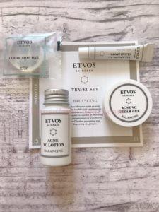 ETVOS バランシングライン トライアルセット 口コミ